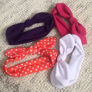 Other - Infant knotted headwrap set